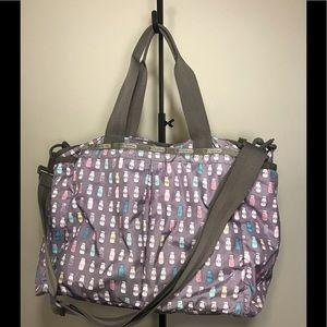 🔆 SALE! LeSportsac tote travel bag
